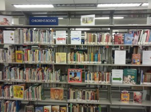 The Children's Collection is now divided into three categories: Picture Books, Early Reader Books, and Foreign Language Books.